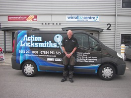 Mark Robinson Locksmith Wirral